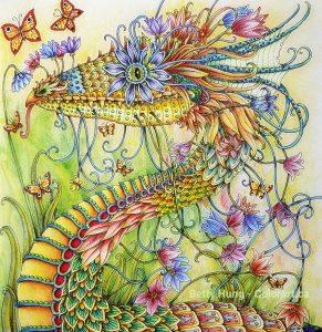 Zemlja Snova by Tomislav Tomic colored by Betty Hung - colorart.ca
