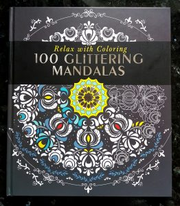 Book Review: 100 Glittering Mandalas
