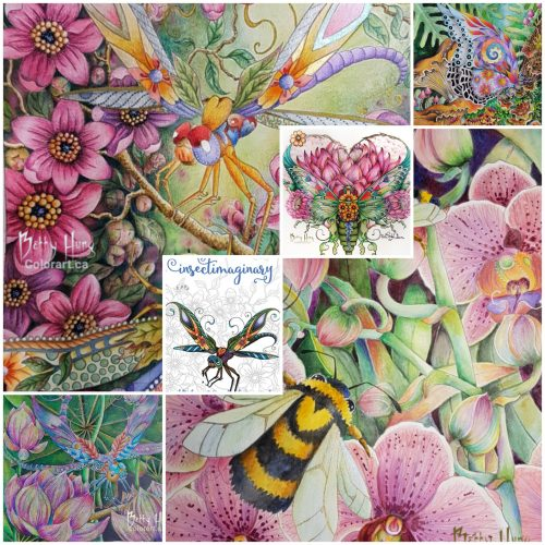 Insectimaginery – It's all Bugs Coloring